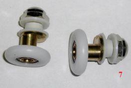 Ролики эксцентриковые дверные металл-2112201002