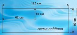 Душевая кабина ВМ-132
